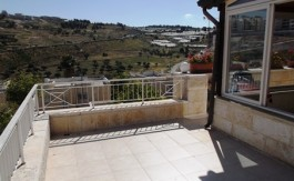 East Talpiot - 4BR with huge terrace