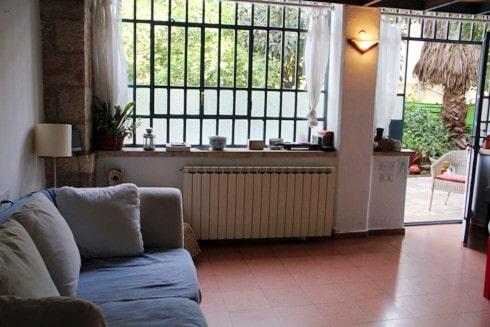 Musrara special 3BR garden apartment