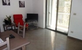Talbieh - renovated 2 BR