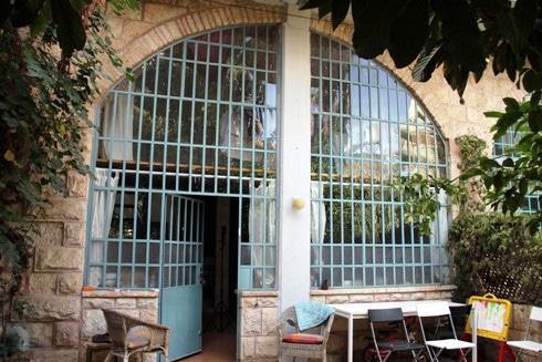 Musrara special 3BR garden apartment for rent