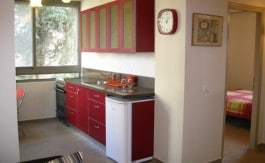 German Colony - 1 BR fully furnished