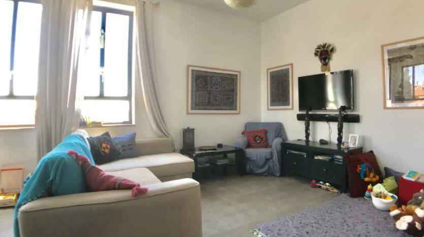 Musrara - 2 BR penthouse