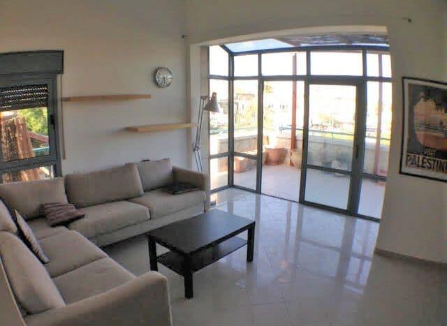 Musrara – 3 BR penthouse
