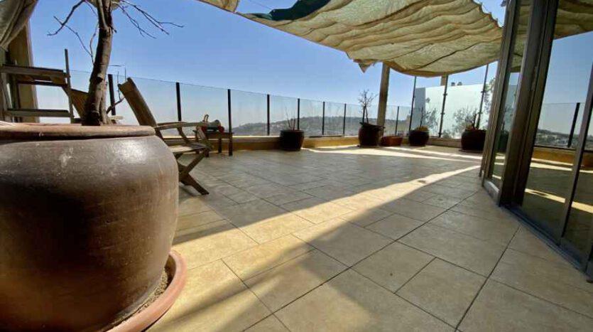 Abu-Tor - Huge luxury apartment