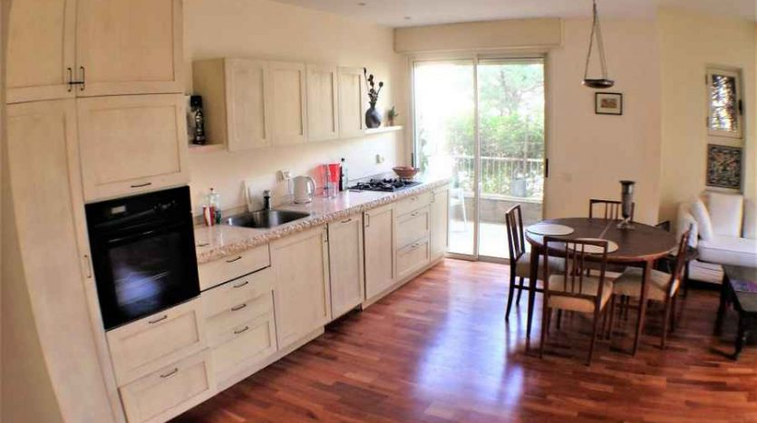Talbieh - Large 2 BR Furnished, Renovated