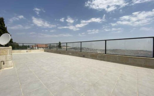 Abu-Tor - 300 m2 Luxury Penthouse
