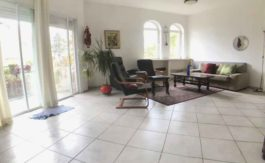 Abu-Tor - Large one BR fully furnished
