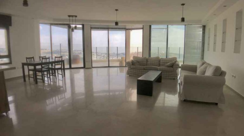 Abu-Tor - Luxury 3 BR apartment with amazing view