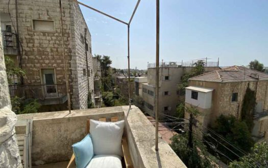 Rehavia - 2 Rooms apt for sale